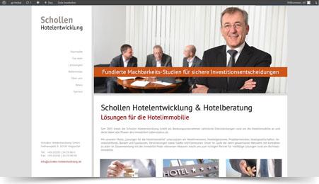 Hotelentwicklung Schollen